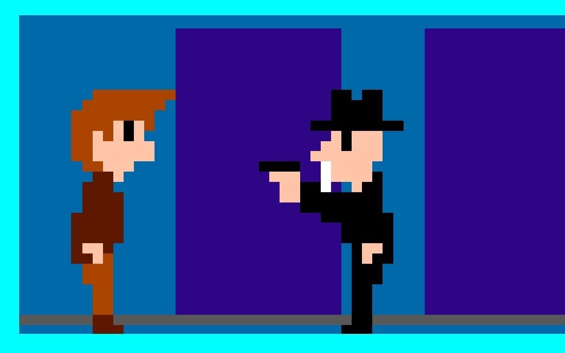主角是小偷?这款看似粗糙的游戏,曾是风靡世界的经典大作