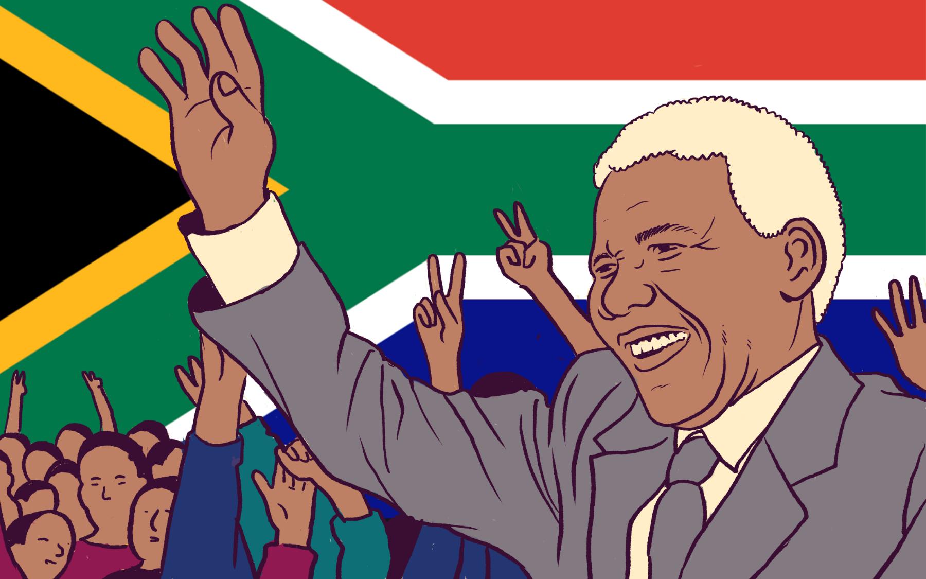 南非证明了黑人真的不行?