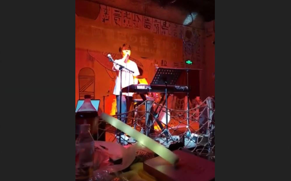 【20210501】张梓义全国巡回演唱会 杭州站live