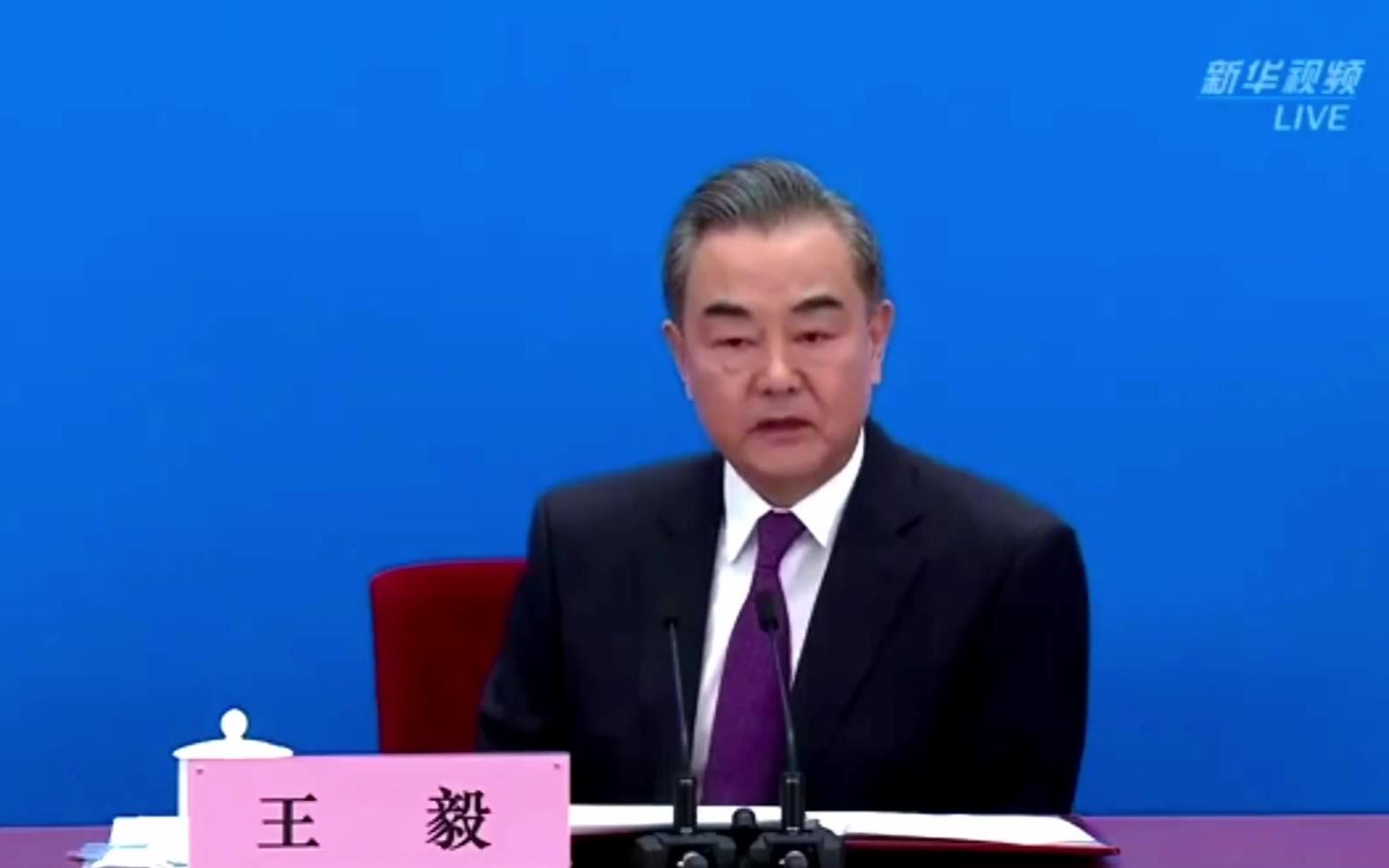 """中国""""外交天团""""2021春季名场面汇总"""