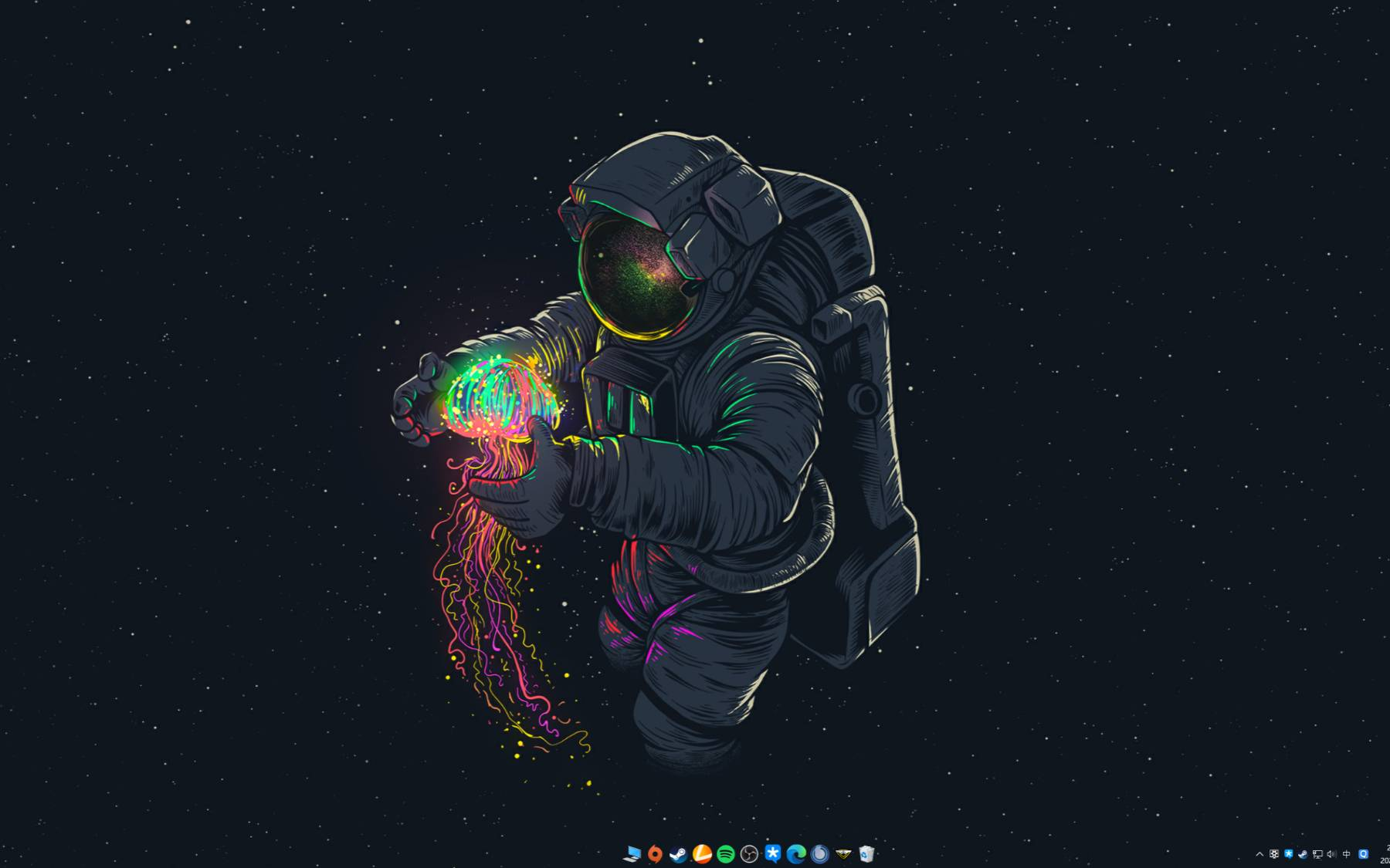 泰坦陨落2 Galaxy sky showcase
