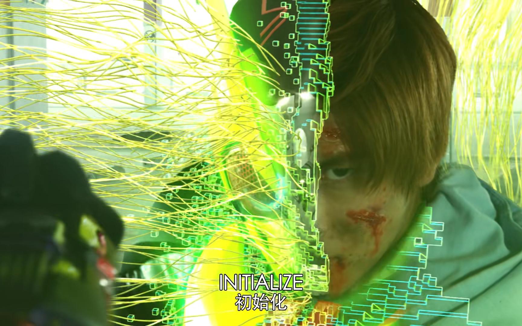 【假面骑士01】觉悟蝗虫