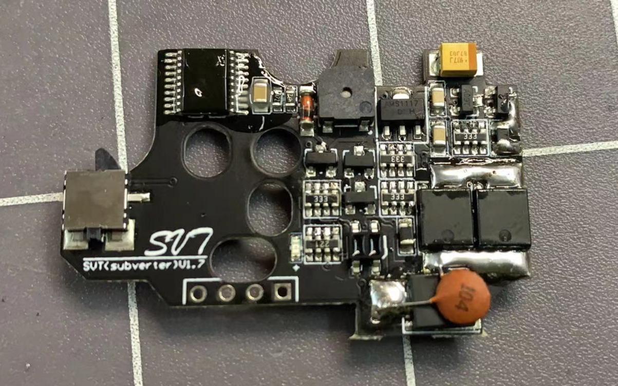 海外华人SR16+SVT1.4教程
