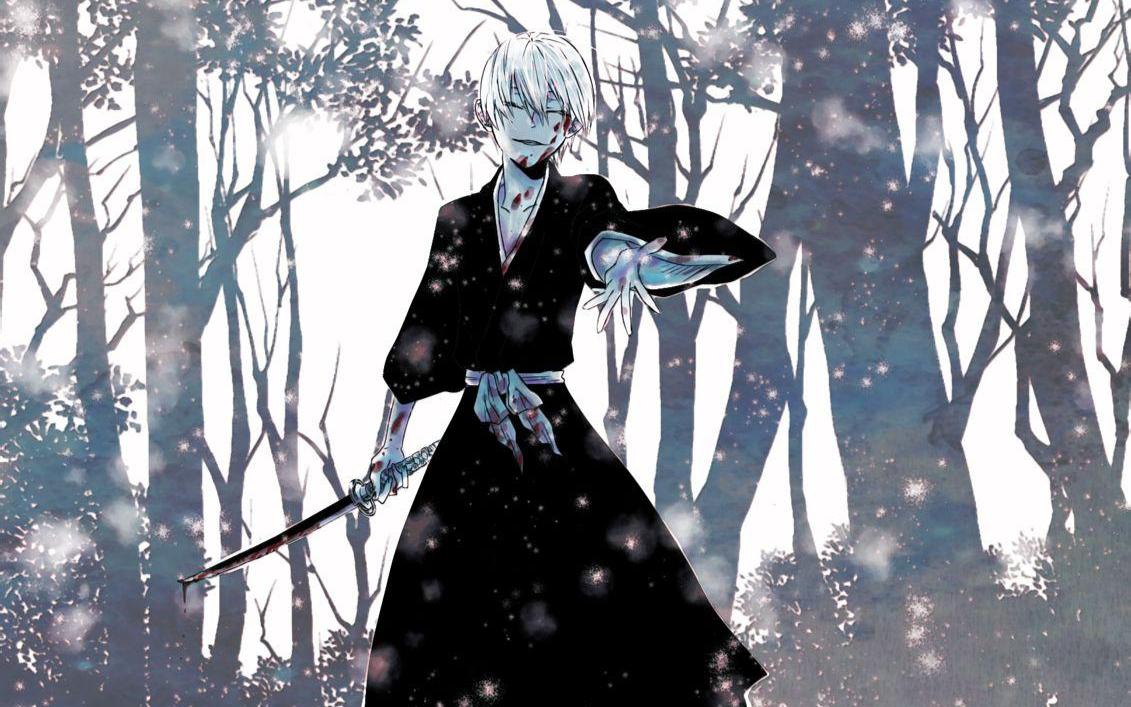 【陸Roku】さくらびと/赏樱人(死神Bleach ED21)