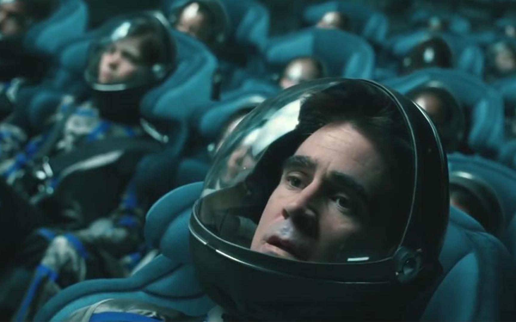 9分钟看完2021最新科幻片《航行者》,远离地球,人性尽显无遗