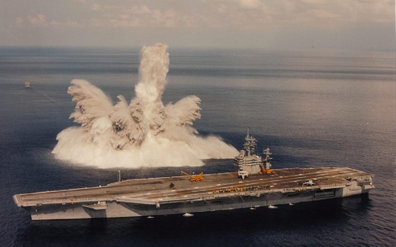 美军福特号航母2020年试航报告出来了:真像传说中的不靠谱?