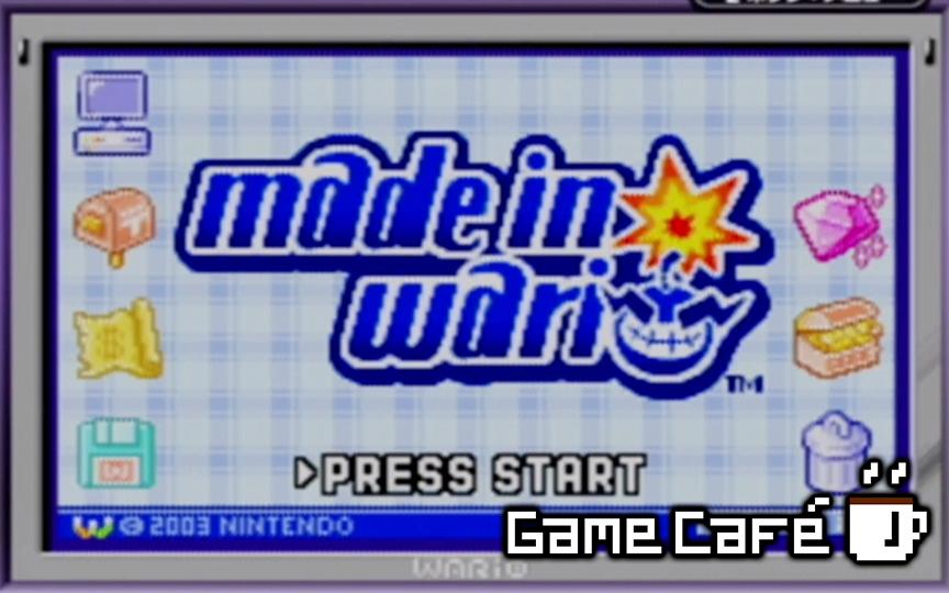 【游戏咖啡馆】不只是小游戏合集那么简单,GBA上的瓦里奥制造