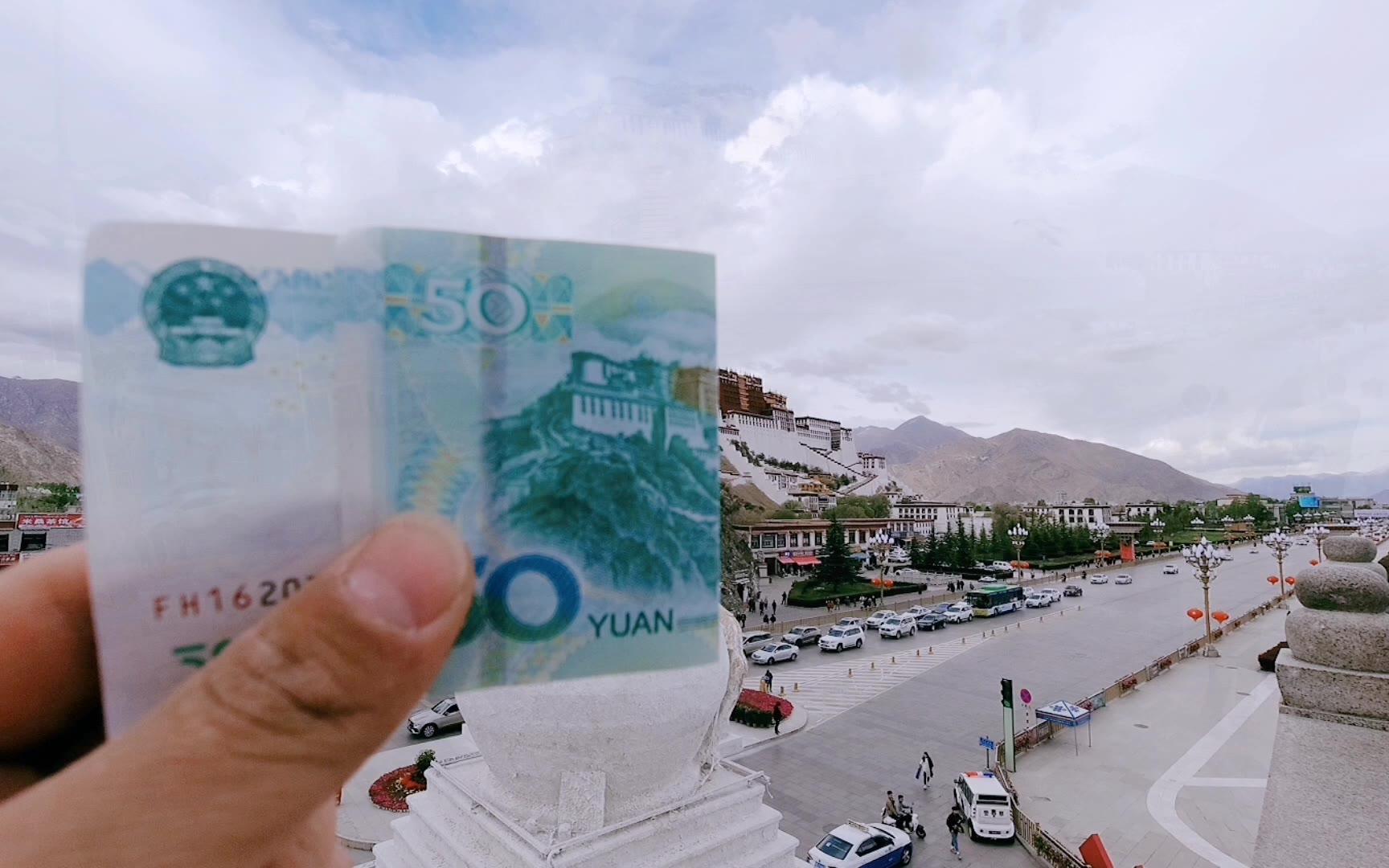 从贵州出发摩旅西藏,历经20天,3558公里终于抵达拉萨