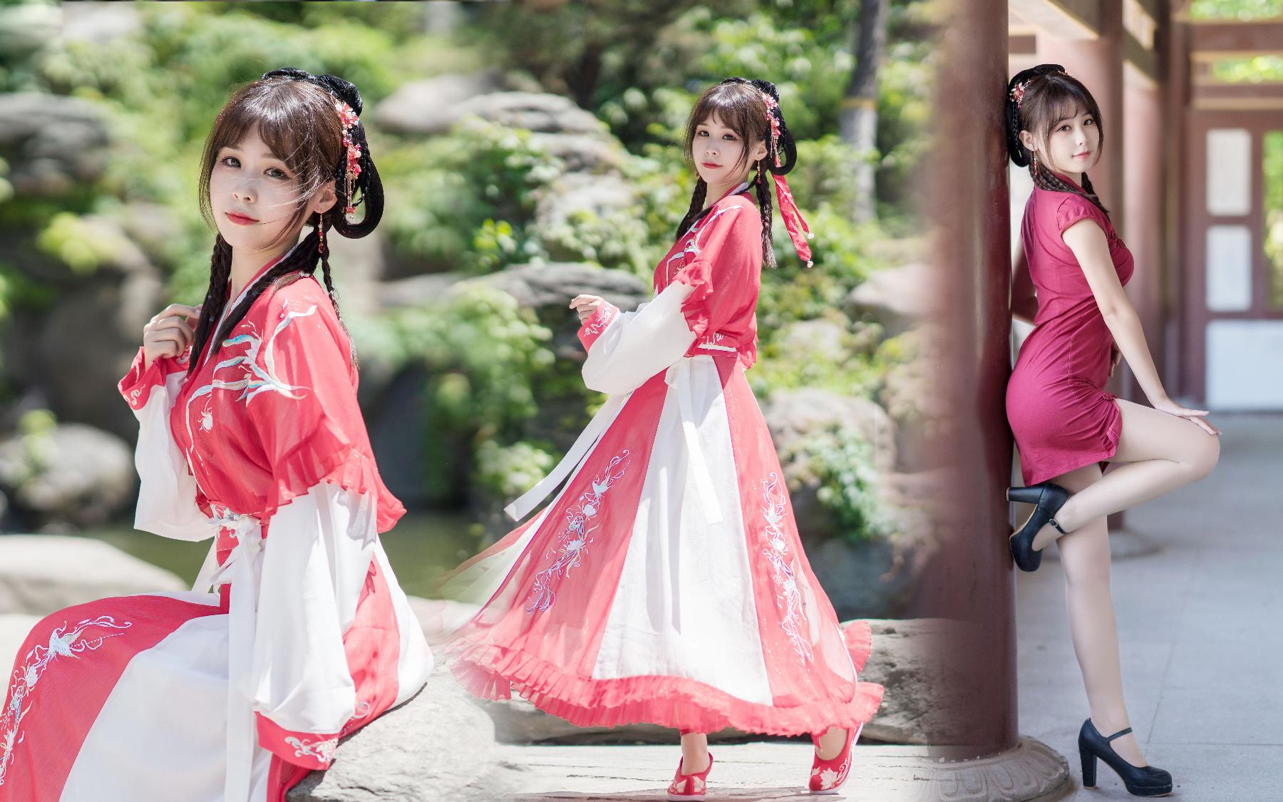 【南下】汉服or旗袍?穿哪一套和你大喜呢~