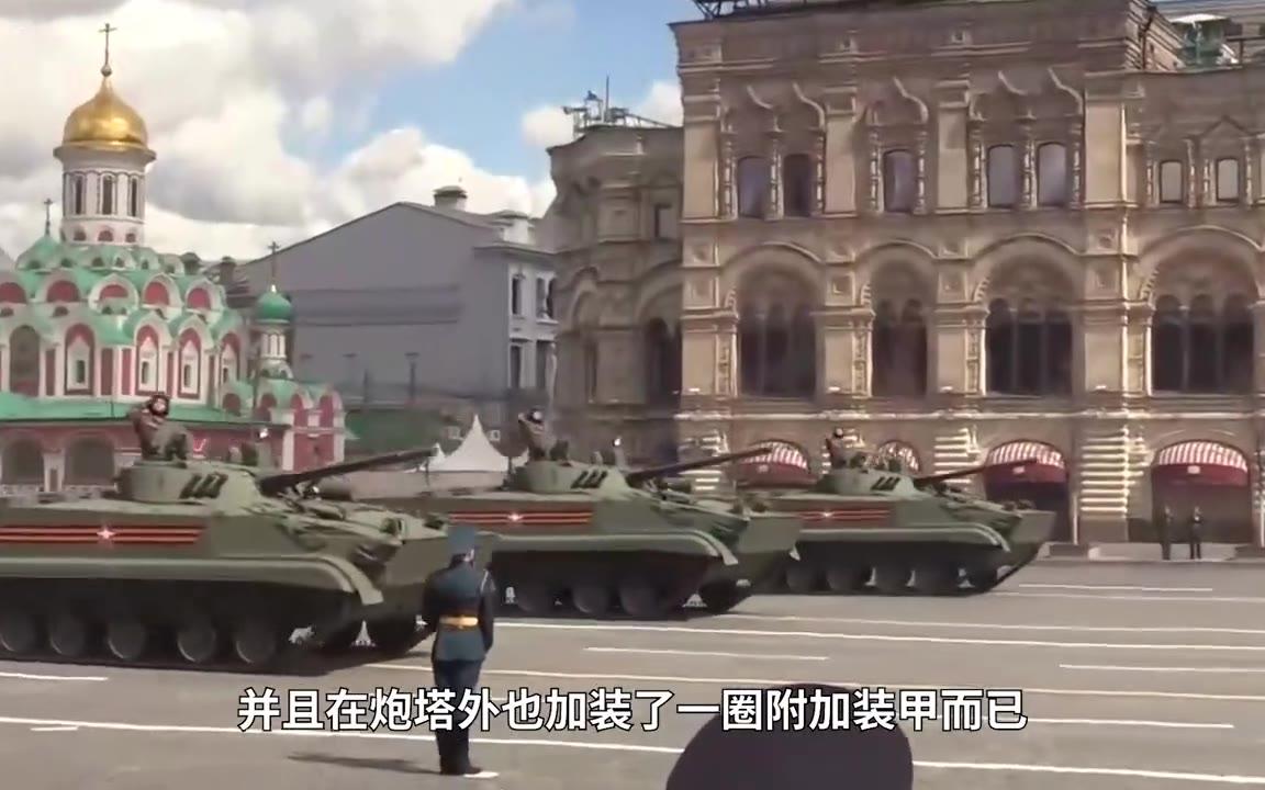 席亚洲:穷国军备志—俄罗斯2021阅兵式分析