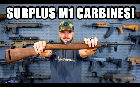 【经典武器】翻新后的二战武器:M1卡宾枪