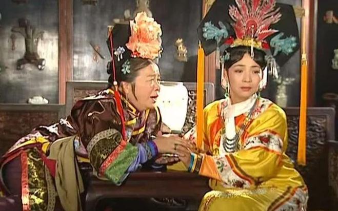 【邸生】:从这个视角重温还珠格格,这一次,我get到了皇后娘娘的好!