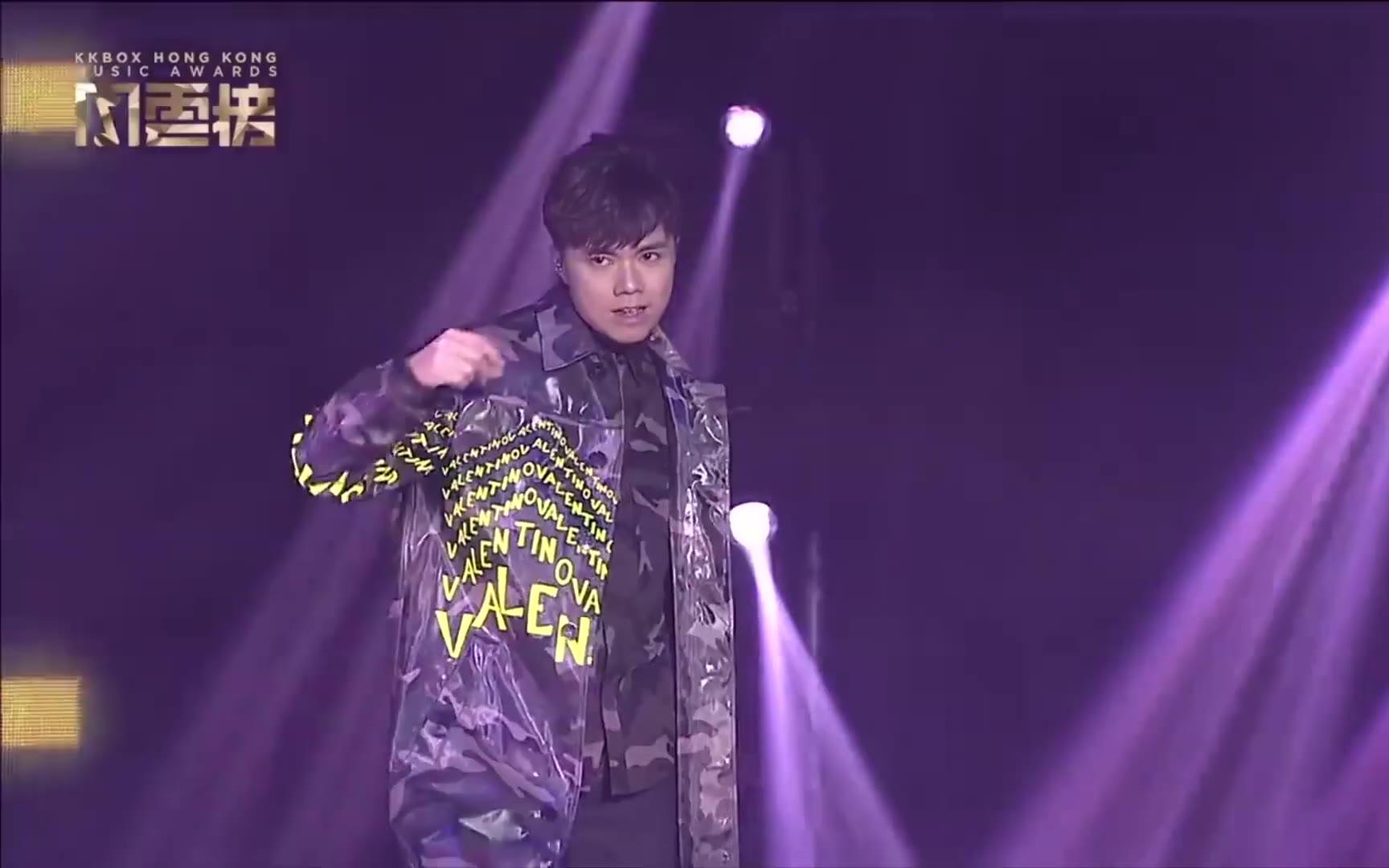 張敬軒舞蹈合集   Hins Cheung dance compilation