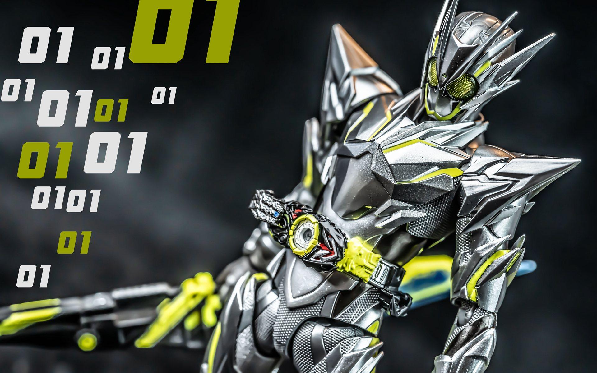 【UNBOX】金属锋芒,锐不可挡!魂限定SHF假面骑士01开箱