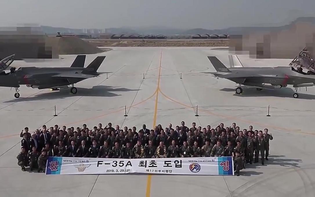 中国被249架F35包围?不数不知道,一细数吓一跳!