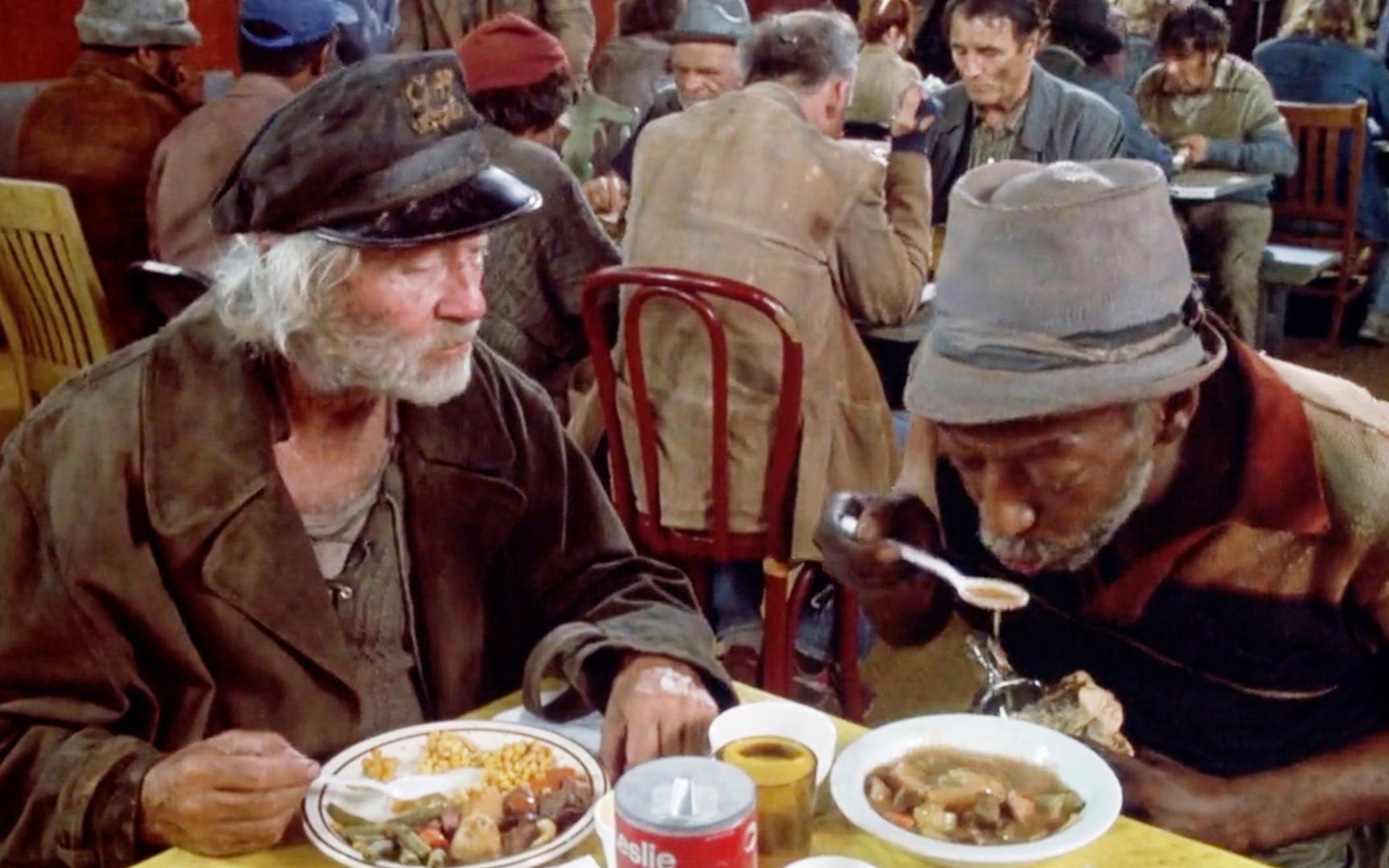 两位富翁打赌,在贫民区假扮成乞丐一个月,能活下来的就会赢20亿