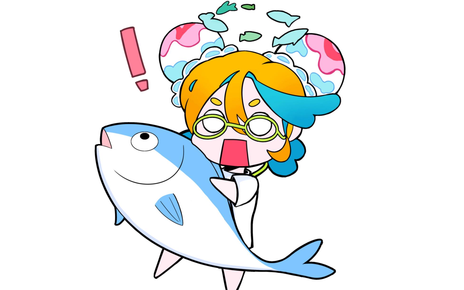 【AC娘】Live!今天是我摸鱼娘谢霸霸哒!
