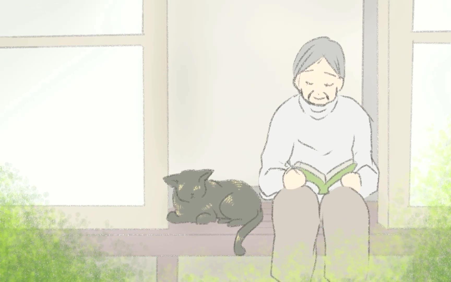 橋爪もも「猫です」Music Video