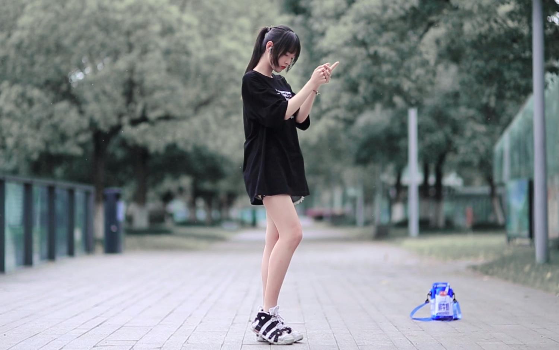 【咖纳】夜に駆ける - 踊ってみた【四周年】