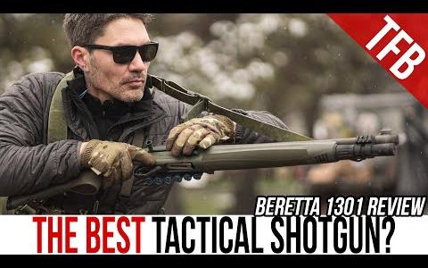 【中字】【TFBTV】你能买到的顶级霰弹枪——伯莱塔1301测评