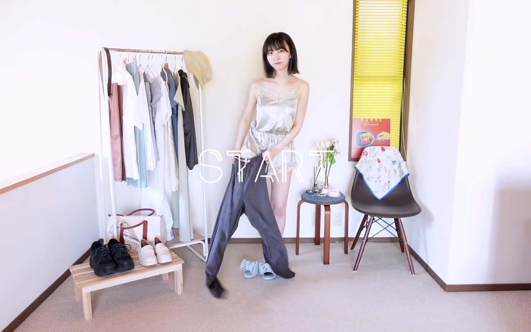 日本小个子女孩怎么穿