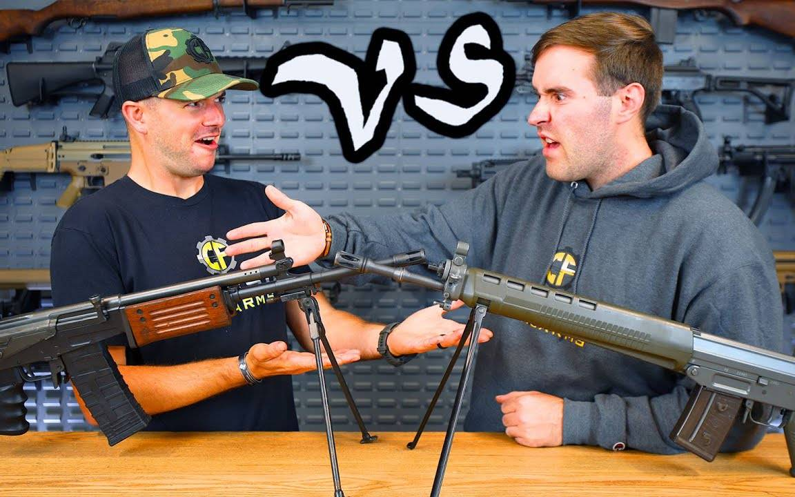 【经典武器】Top5之争:除AR-15外使用.223/5.56口径的枪