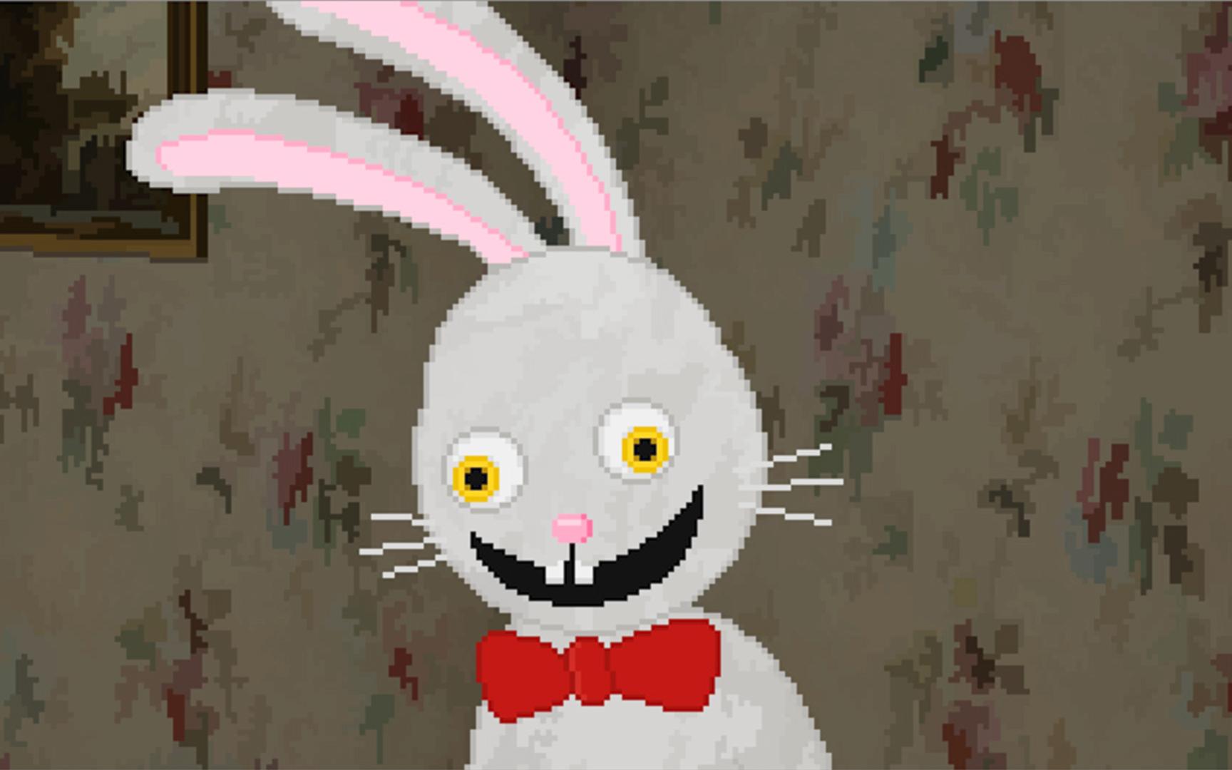 史上最恐怖的兔子!《霍普先生的玩具屋2》试玩版