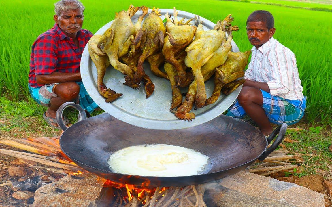 印度美食-西红柿洋葱炒鸡块