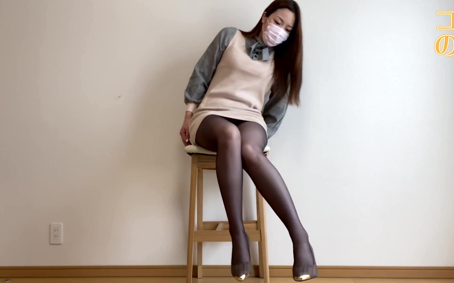 职业制服搭配黑丝真的很诱人!尤其还是御姐穿上去~