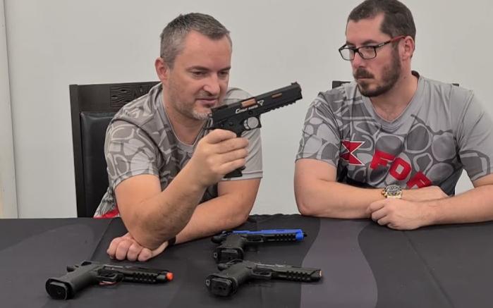 【油管搬运】各品牌2011玩具枪比较