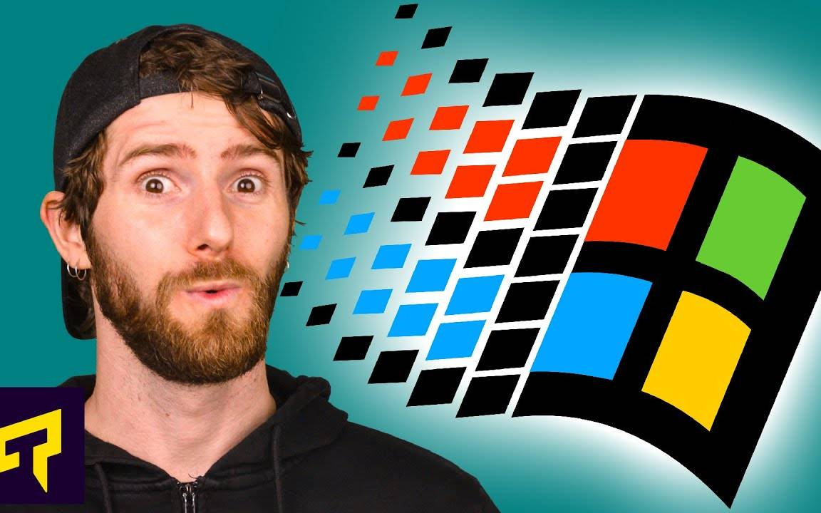 【官方双语】Windows小史 #电子速谈