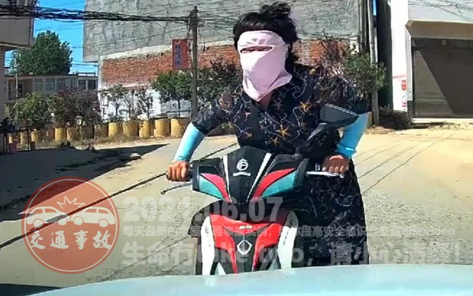 中国交通事故20210607:每天最新的车祸实例,助你提高安全意识