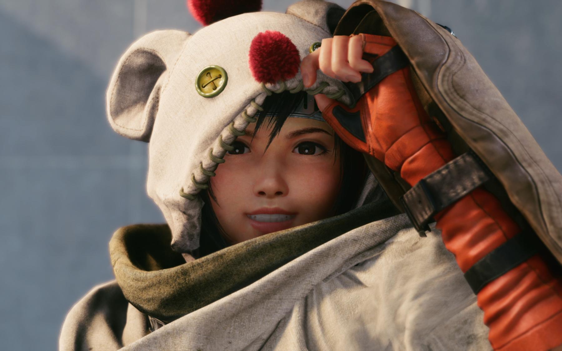 PS5 尤菲外传 最终幻想7重制版 间奏 试玩 FF7RE