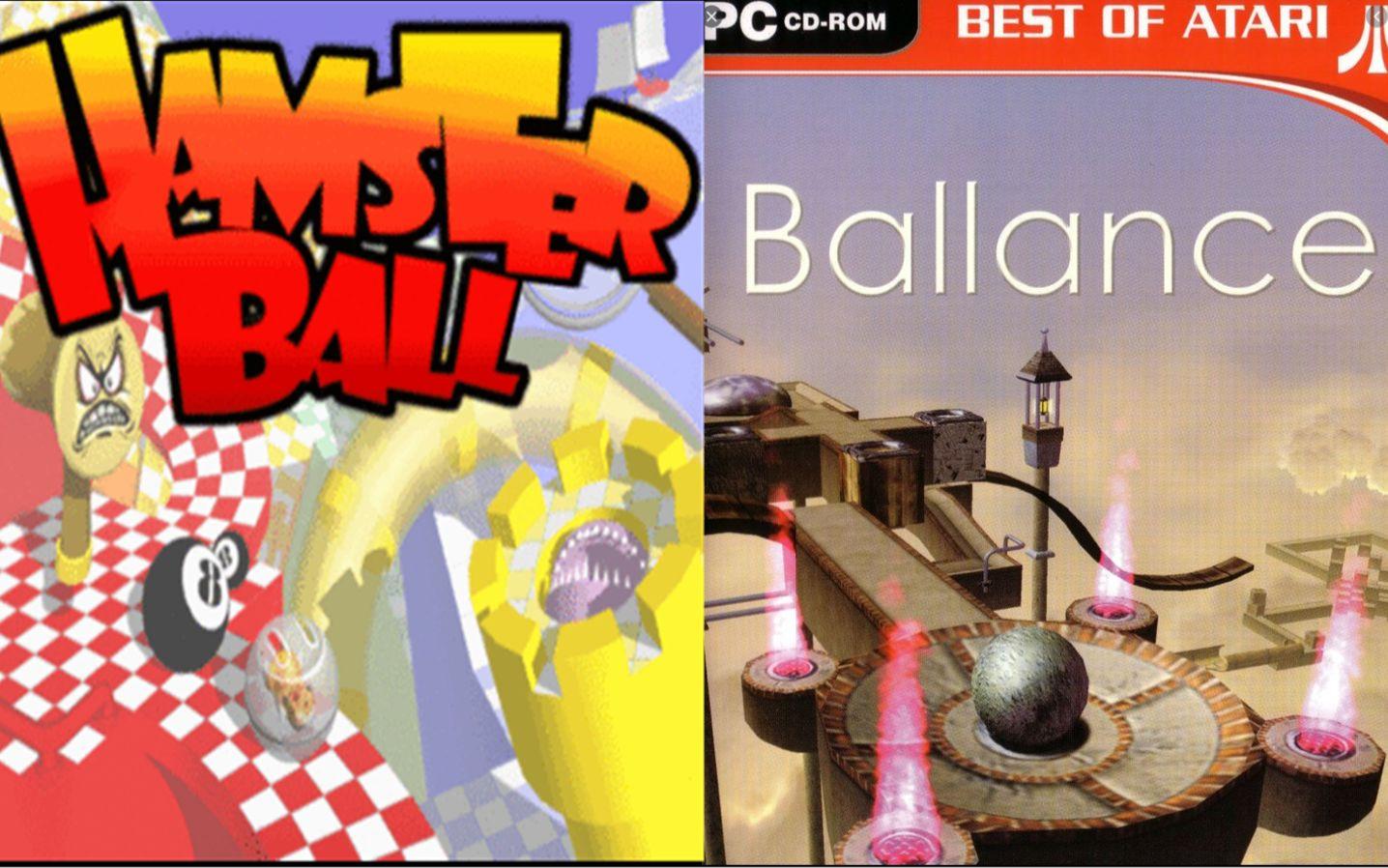 【游戏侦查冰】仓鼠球、平衡球是如何诞生的?游戏设计天才的开挂人生