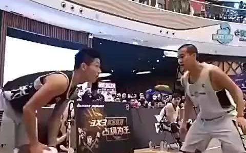 和这种人打篮球要不要带个扳手
