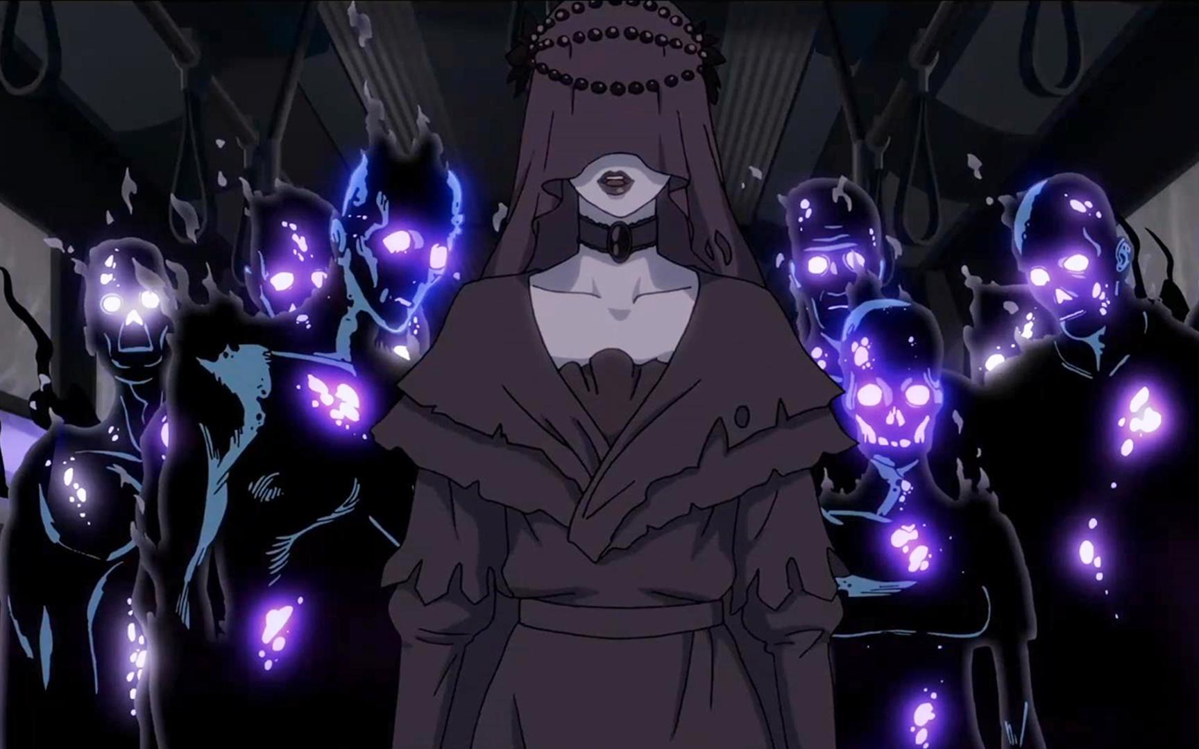 2021网飞科幻动画《灵探特莱丝》,死神都要敬让三分,太狠了