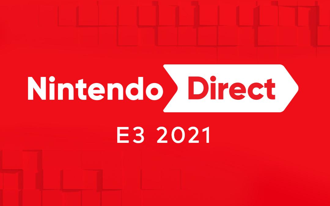 任天堂 Switch E3 发布会 播片+完整版