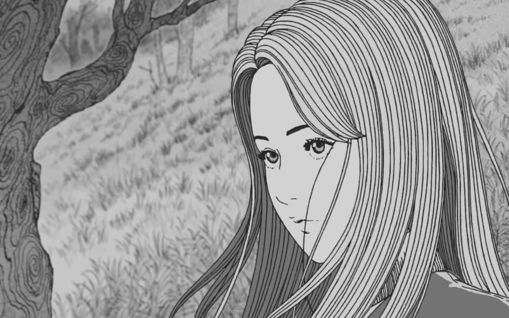伊藤润二恐怖动画《漩涡》先导预告,2022年10月播出