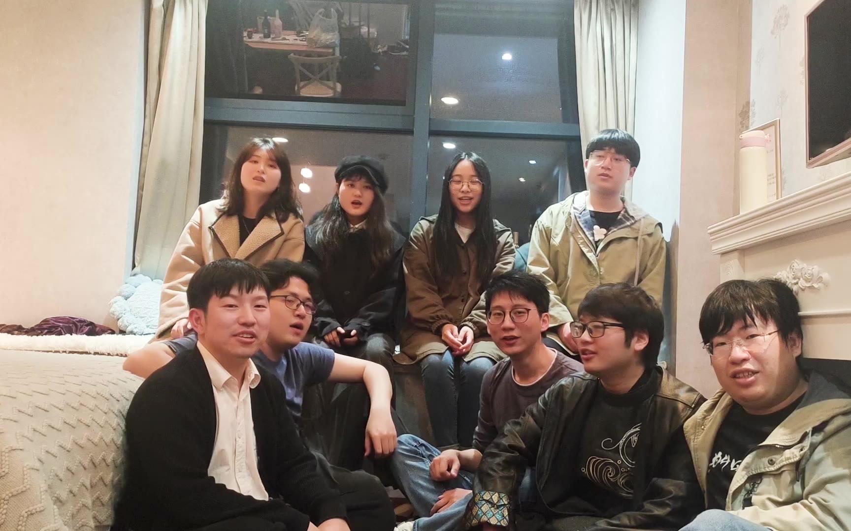 音乐区UP(额外部分,咳)集体14周年祝福【十四周年庆】