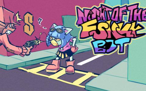 优质模组 Night of the Funky Bot HARD初见