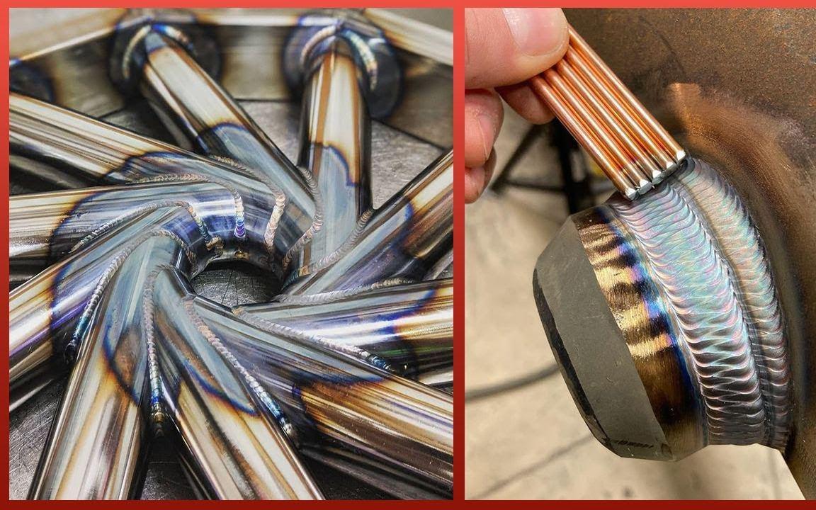 看看什么是叫高精尖焊接技术 5