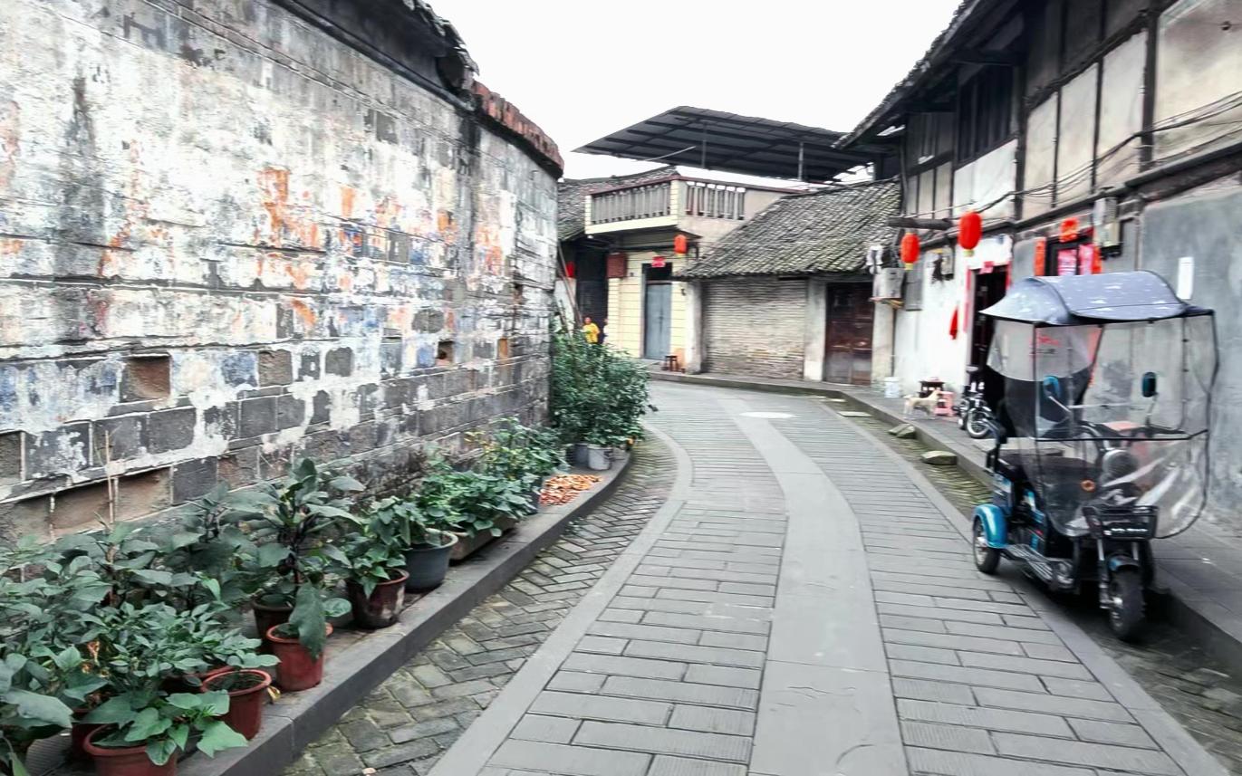 云游 元通古镇