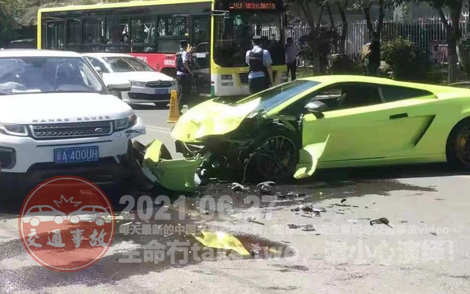中国交通事故20210627:每天最新的车祸实例,助你提高安全意识