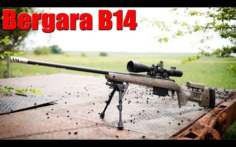 [Honest Outlaw]贝加拉B-14 HMR狙击步枪