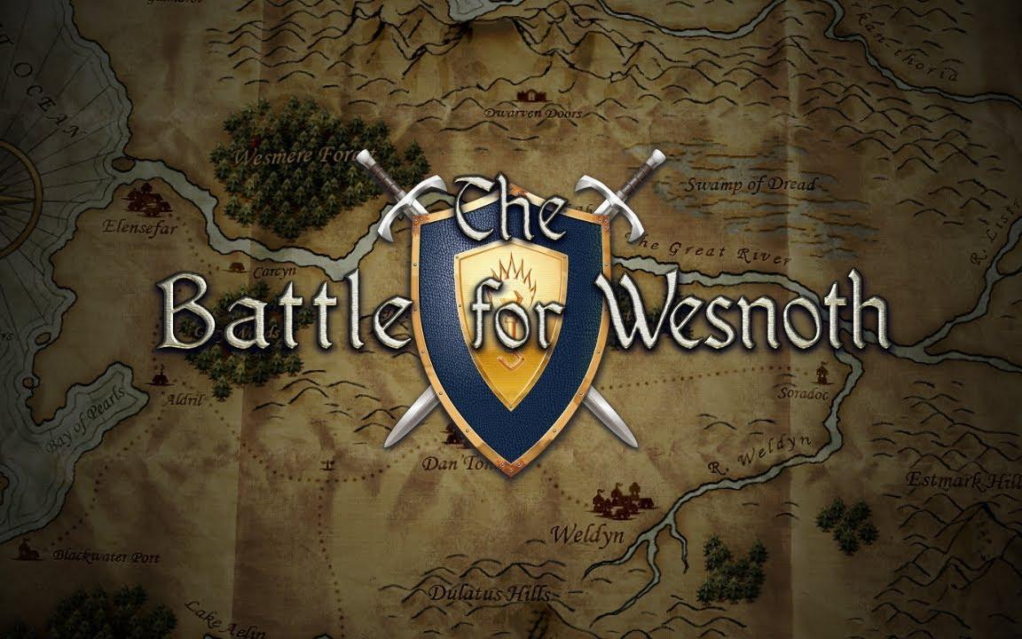 韦诺之战(The Battle for Wesonth)内置教程