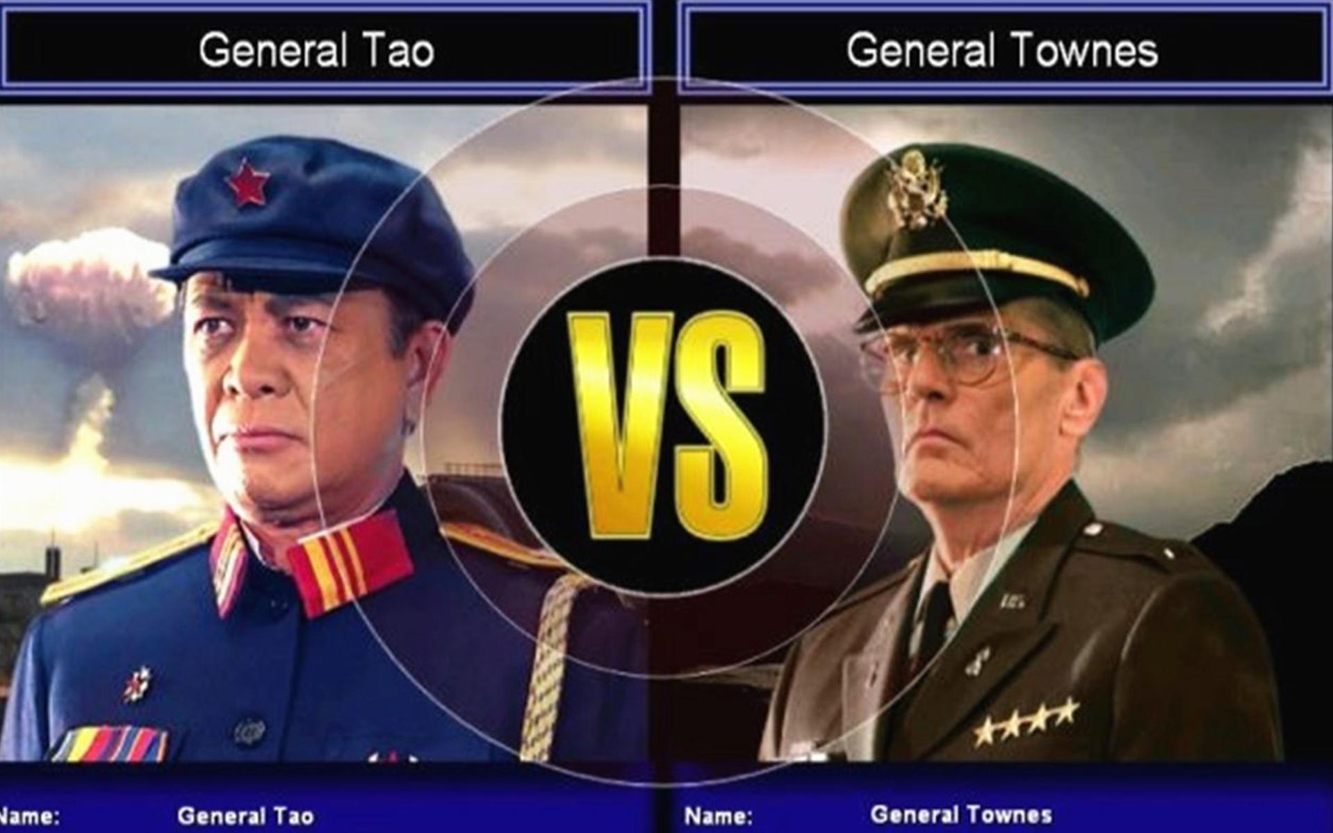 外国游戏中的中国军人
