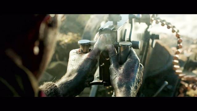 我看过最真实震撼的战争电影之一 彪悍激战惨烈悲壮 真正良心巨作