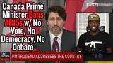 canada prime minister bans ar15s w/ no vote,no democracy,no debate