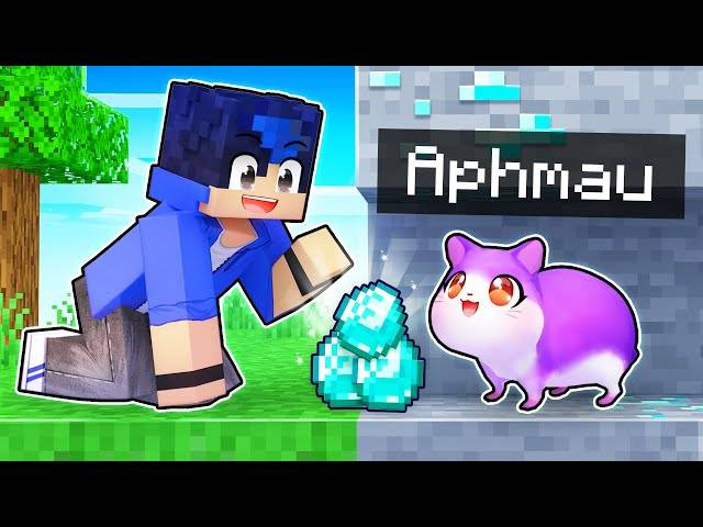 minecraft but we play as helpful hamsters!
