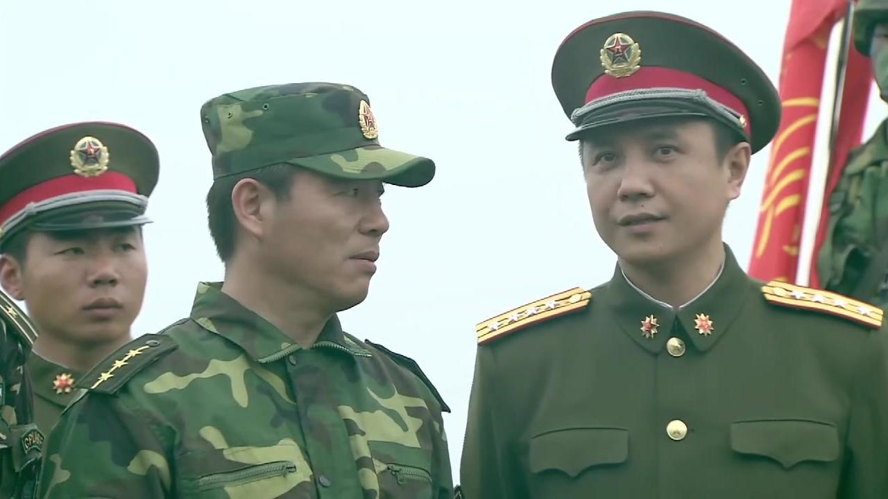我是特种兵: 首长考核部队, 连长竟让新兵上阵, 却让首长刮目相看